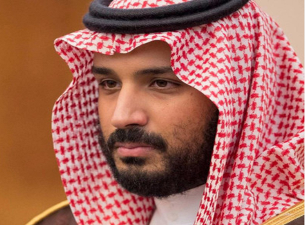 اختيار ولي العهد السعودي محمد بن سلمان شخصية العام