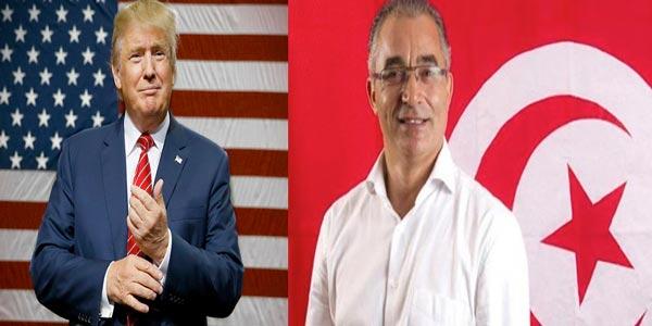 Mohsen Marzouk appelle Donald Trump à soutenir la transition démocratique en Tunisie