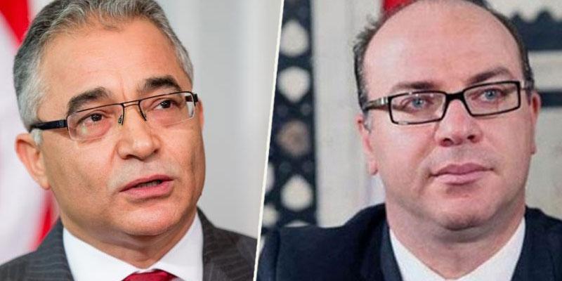 Marzouk soutient Fakhfakh dans sa volonté de former un gouvernement restreint