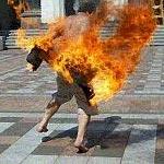 Monastir : Un citoyen sauvé d'une tentative d'immolation