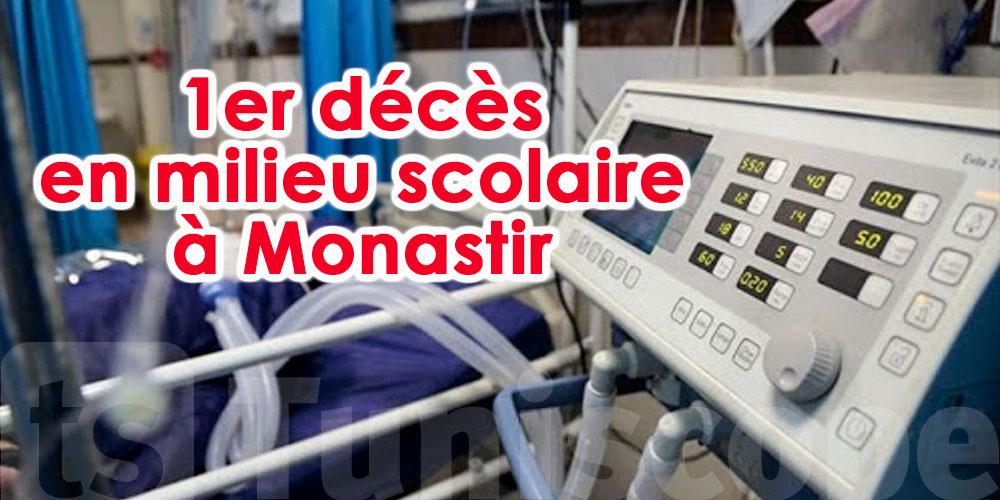 Une élève de 14 ans décède du covid-19 à Monastir