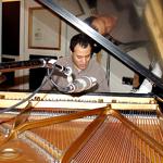 Quartet Moncef Genoud - 23 juillet 2010
