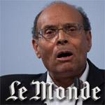Moncef Marzouki, accuse ceux qui ont tué Belaïd d'être derrière le meurtre de Mohamed Brahmi
