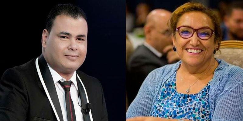 Mondher Guefrachi dénonce les menaces contre Bochra Bel Haj Hmida et menace de porter plainte