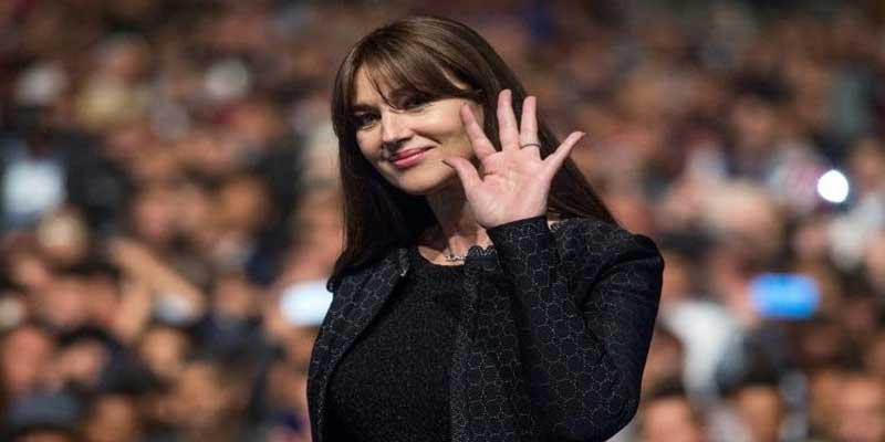 Pourquoi Monica Bellucci a décidé de participer à un film tunisien ?<