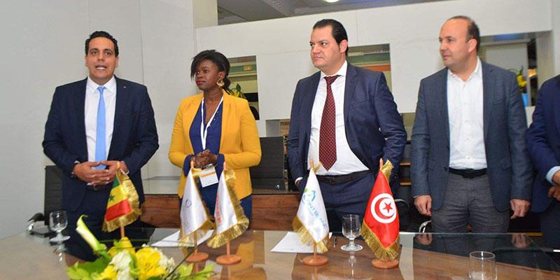 Electroménager et Mobiler : Frigan-Mont Blanc  de Poulina  s'installe au Sénégal