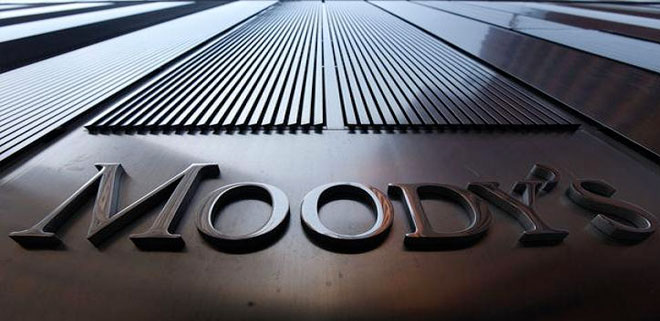 Moody's prévoit une croissance de 2,8% en 2018 et de 3% en 2019