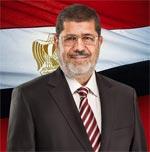 ابنة مرسي : الذي تتم محاكمته حاليا ليس والدي