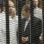 بث مباشر لمحاكمة مرسي اليوم في قضية اقتحام السجون