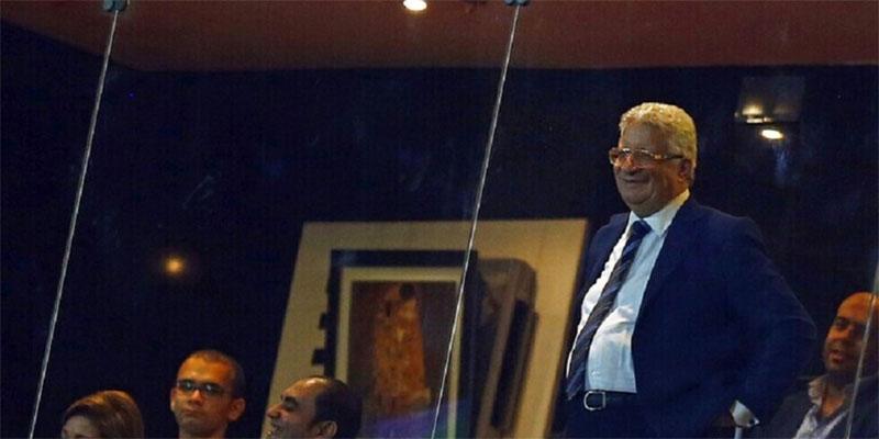 الاتحاد المصري يوقف مرتضى منصور