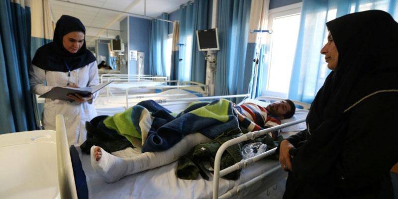 Plus de 50 morts dans une bousculade lors des funérailles de Soleimani
