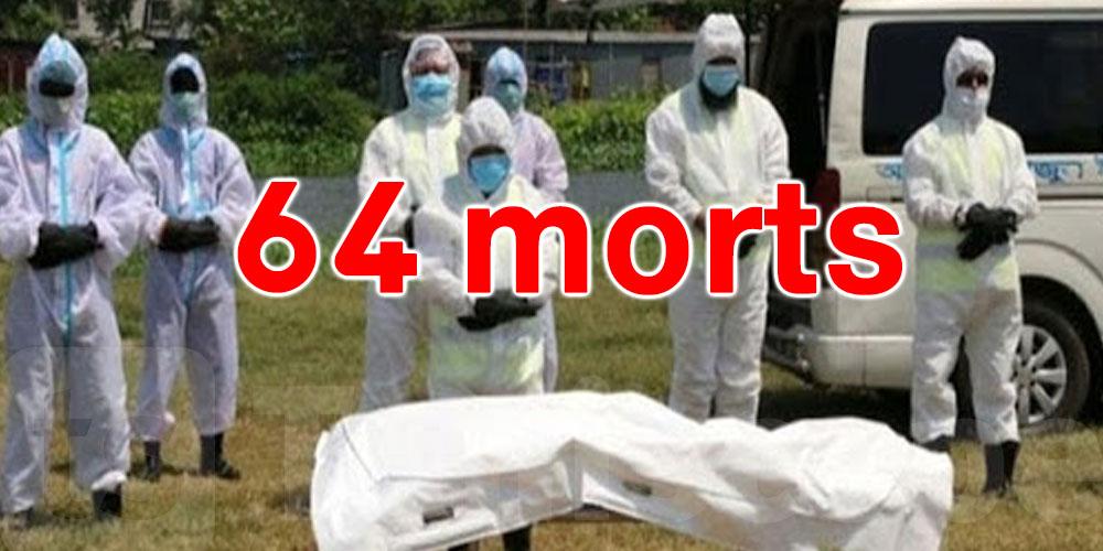 Coronavirus : Le dernier bilan