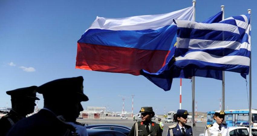 موسكو تستدعي السفير اليوناني احتجاجا على تحركات دبلوماسية