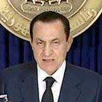 Moubarek Démissionne et quitte le caire pour Charm El Cheikh