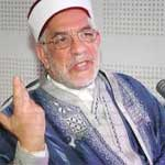 Abdelfattah Mourou : Gannouchi est incapable de diriger, il sera exclu d'Ennahdha ...