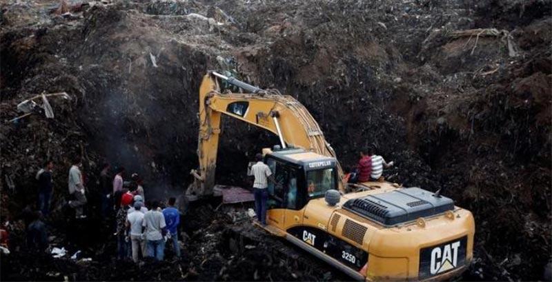 مقتل نحو 17 شخصا جراء انهيار كومة قمامة في موزمبيق