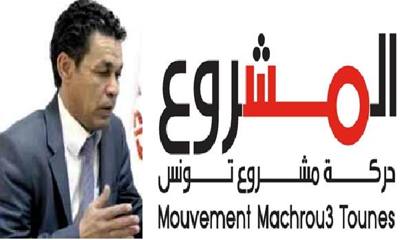 Mahdi Abdeljawad démissionne du Mouvement Projet Tunisie
