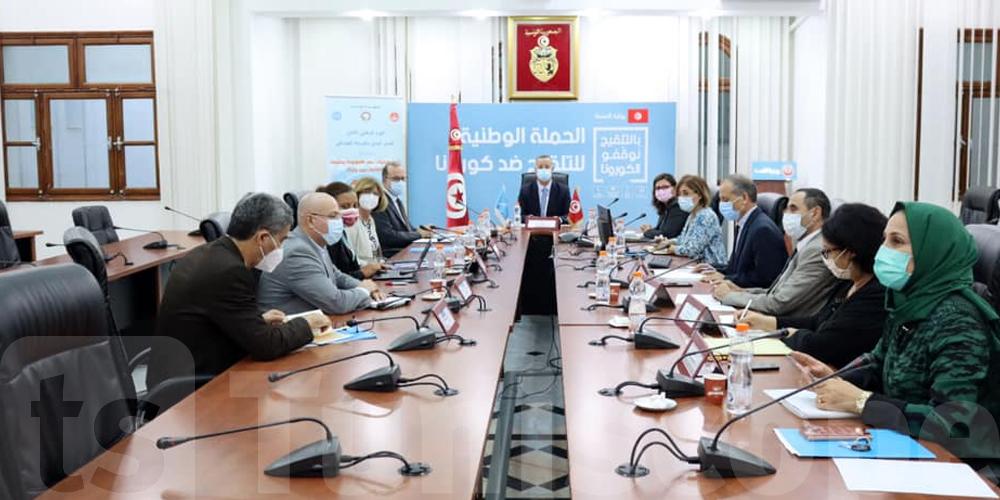 جلسة عمل جمعت المرابط و المدير الإقليمي لصندوق الأمم المتّحدة للطفولة