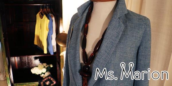 Vidéo..Découvrez Ms. MARION, la nouvelle marque de prêt-à-porter destinée aux femmes actives, exigeantes et modernes