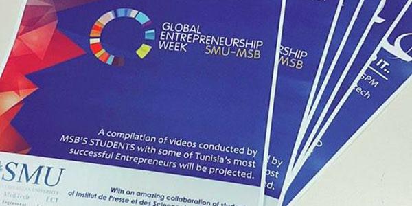 Les étudiants de la MSB lancent une initiative autour de l'entrepreneuriat