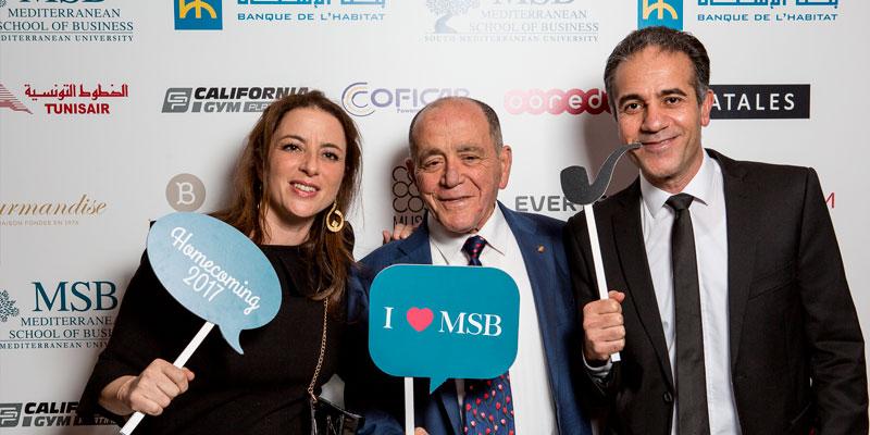 La MSB célèbre son 15ème anniversaire et organise une réception de retrouvailles en l'honneur de ses Anciens Diplômés