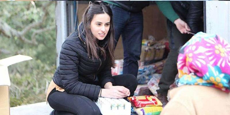 حملة ضدها بعد أن ''أهانت الفقراء'': زوجة يوسف المساكني توضّح