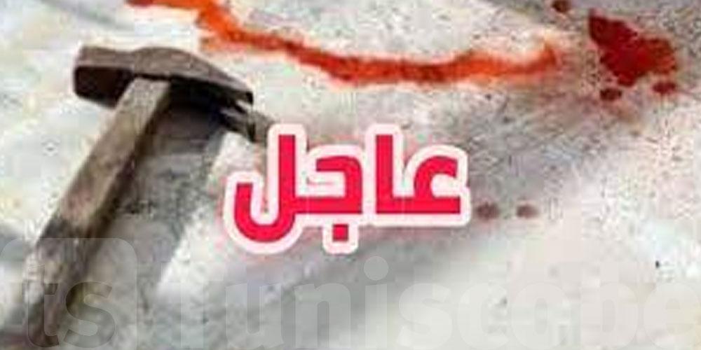 الكاف: مسنّ يقتل زوجته بـ''رشكلو'' بسبب جراية التقاعد