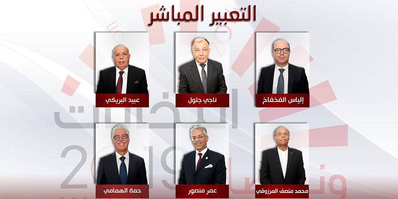حصص تعبير مباشر للمترشحين للرئاسة بداية اليوم على الوطنية