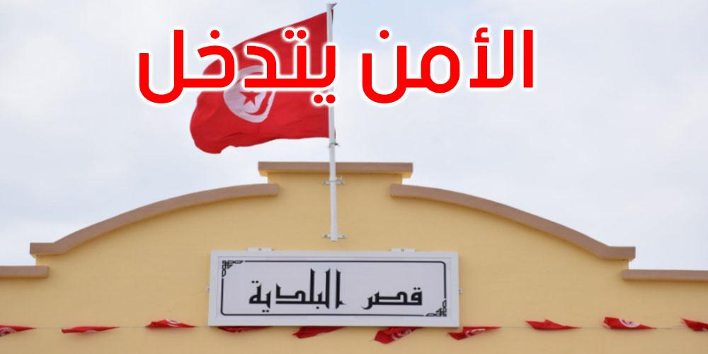 تطاوين: مقر بلدية ذهيبة مفتوح ليلا ورئيس البلدية داخله