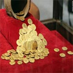 سرقة 200 قطعة نقدية ذهبية من متحف باردو