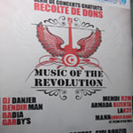 Music of the Revolution : Une tournée en Tunisie du 26 février au 25 juin