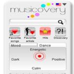 Musicovery.com : Une base de données musicales non payante à l'accès de tout internaute