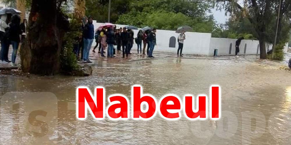 Nabeul enregistre les plus importantes quantités de pluies