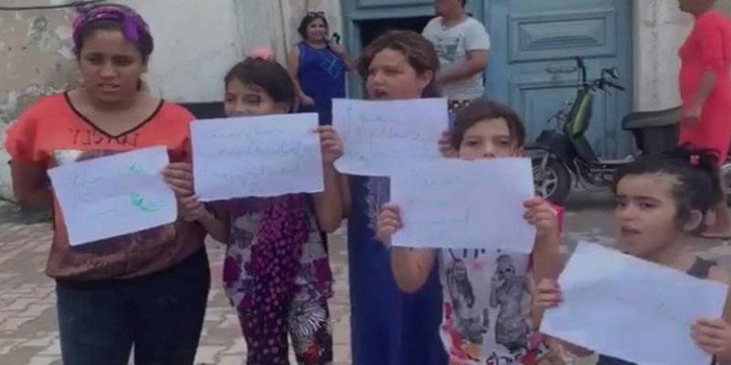 Néziha Labidi : Non à l'exploitation des enfants dans les campagnes électorales...