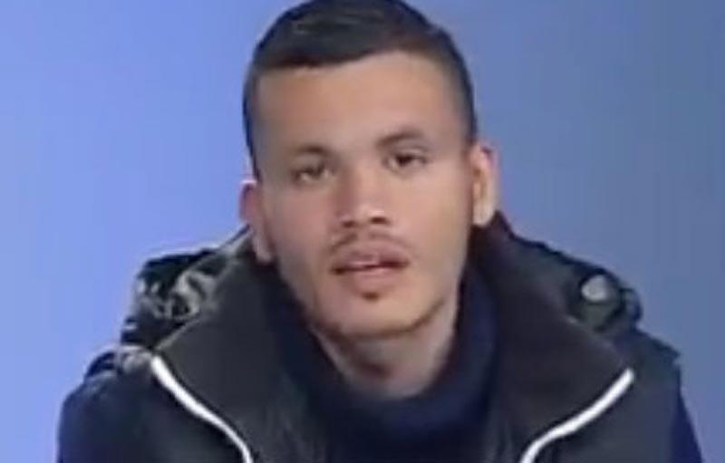 فيديو صادم: الطالب الذي مزّقت شهائده في ''tgm'' يطلب اللجوء إلى إسرائيل ويسخر من الرسول