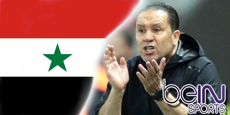Nabil Maâloul, nouveau sélectionneur de la Syrie