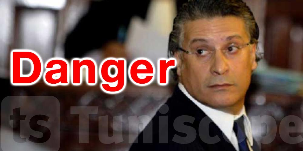 Tunisie : Qalb Tounes : Nabil Karoui est en danger