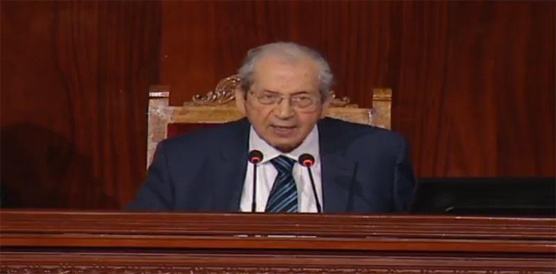 محمد الناصر يرد على نائبة حركة النهضة: ''أنا أنظف منك ومن برشا ناس تعرفهم انت''