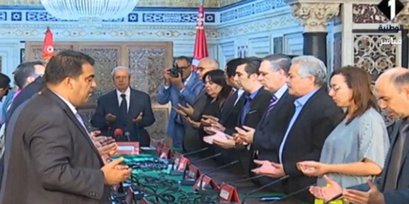 رسمي: محمد الناصر رئيسا للجمهورية