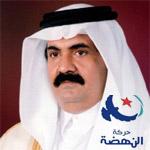 Ennahdha n'invitera pas le prince du Qatar