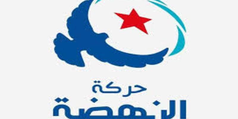 النهضة تدعو رئيس الحكومة للتسريع بالقيام بالتحوير الوزاري وسد الشغورات القائمة