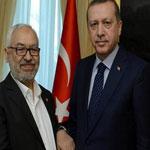 حركة النهضة تهنئ أردوغان بفوزه في الإنتخابات الرئاسية