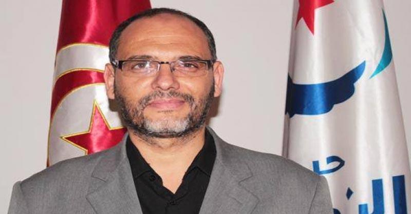 قيادي في حركة النهضة يستقيل ويطالب الغنوشي باعتزال السياسة