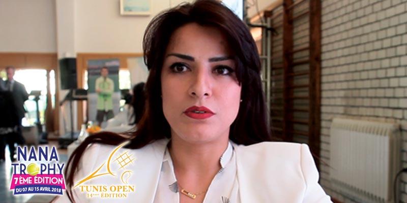 En vidéo : Ibtissem Nsiri Mezouar présente le tournoi Nana Trophy 2018