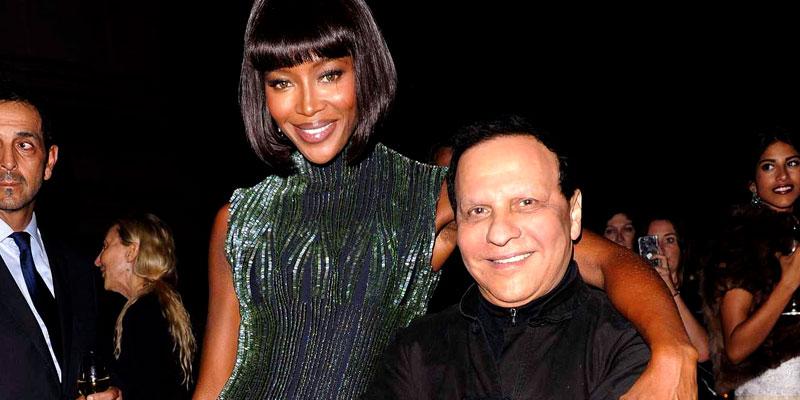 Dans une lettre émouvante, Naomi Campbell rend hommage à Azzedine Alaïa