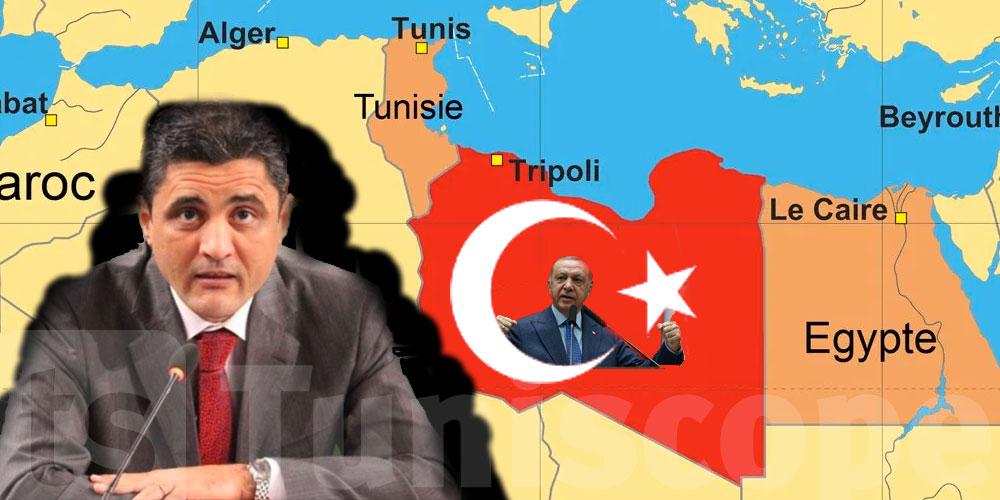 Hassouna Nasfi : ''Notre voisine la Turquie''… Je ne veux pas entendre ça