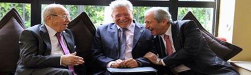 رسميا: محمد الناصر نائبا لرئيس حركة نداء تونس