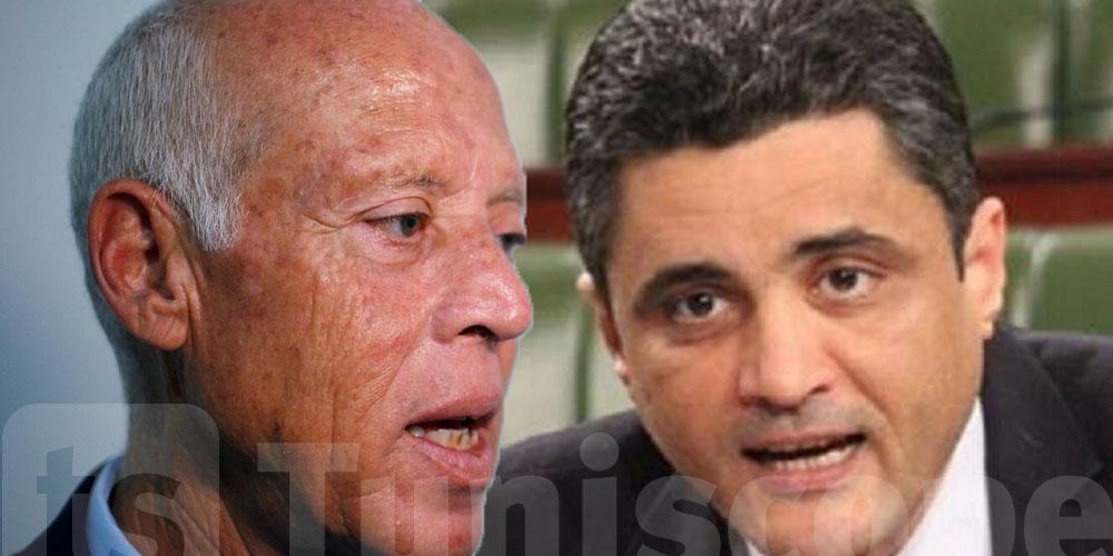 Une motion pour écarter Kais Saied ? Nassfi répond