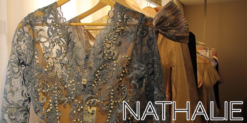 En vidéo : La créatrice de mode Cyrine Faillon présente sa nouvelle marque de prêt-à-porter féminin ''Nathalie''