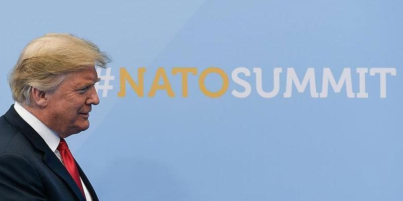 ترامب يهدد بالخروج من الناتو بسبب خلافات حول الإنفاق الدفاعي